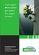 Download Broschüre Hohoff Safety